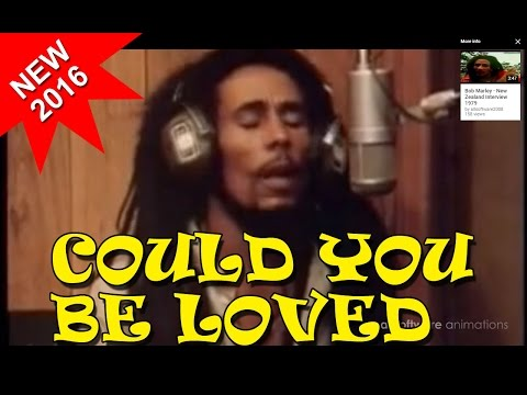 Could You Be Loved - Bob Marley (original Video)