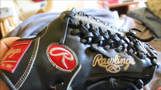 Rawlings Pro Preferred Pro Mesh First Impressions