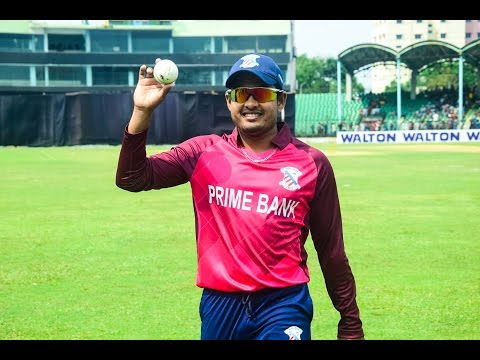 Alamin Jr interview after picking up 5 wickets against Mohammedan in Dhaka League