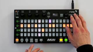 Introducing Akai Fire: Advanced Step Sequence Trap Beat