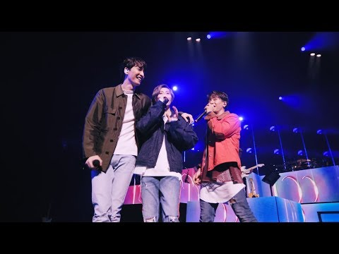 "[LIVE] Long Road (from w-inds. LIVE TOUR 2018 ""100"")"