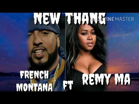 French Montana - New Thang (Lyrics) ft Remy Ma
