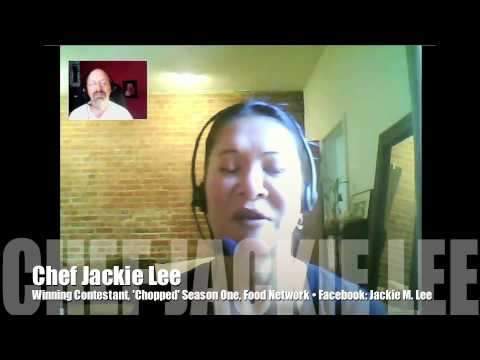 Chef Jackie Lee on winning an episode of TV's Chopped!