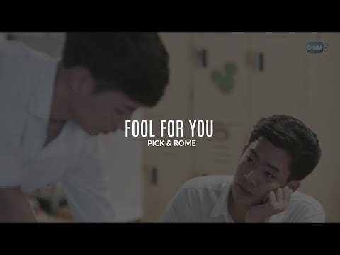 rome&pick || fool for you