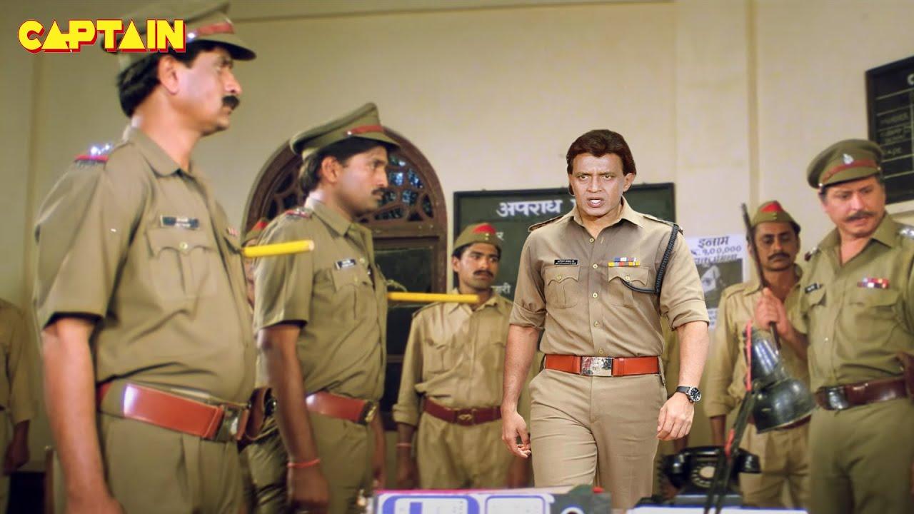 """मिथुन चक्रवर्ती, कश्मीरा शाह, ओम पुरी की नई एक्शन फिल्म """" ज़हरीला ( ZAHREELA ) #Mithun Chakraborty"""