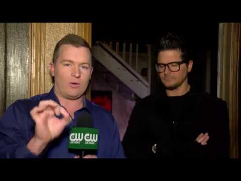 Zak Bagans and CW's Jeff Maher talk about 'Demon House' film and production issues