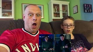 Pacific Rim: Uprising NYCC Trailer #1 Reaction Video