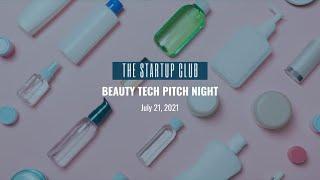 Beauty Tech Pitch Night