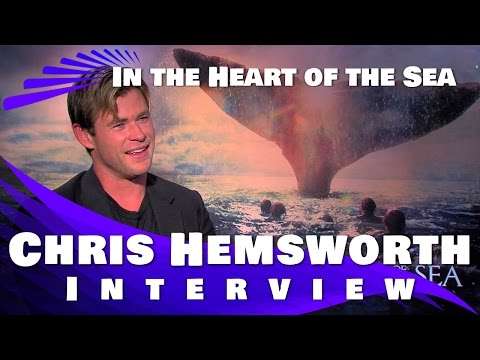 Chris Hemsworth Interview: In the Heart of The Sea