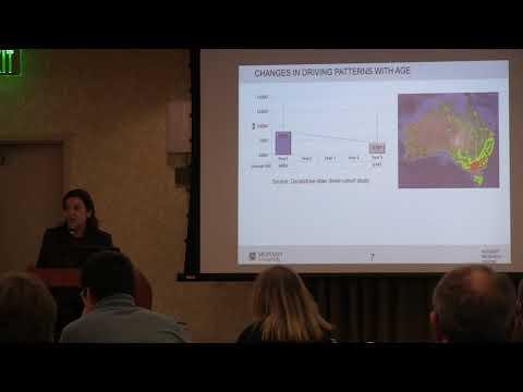 Presentation by Jude Charlton