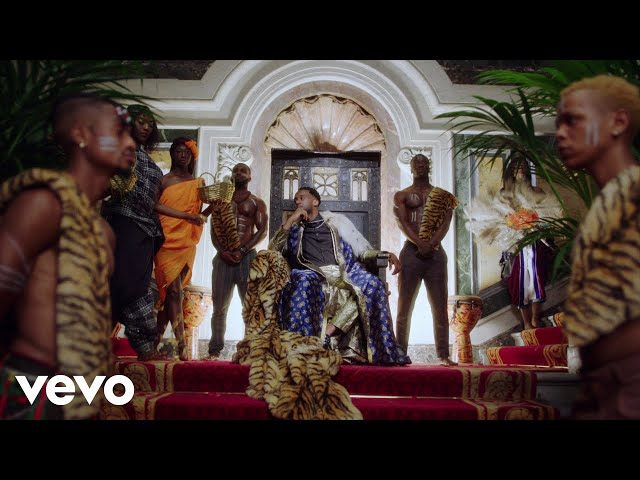 Shakka – Too Bad Bad (Official Video) ft. Mr Eazi