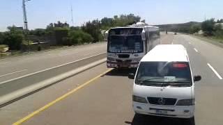 Pakistan Motorway 17-04-2013
