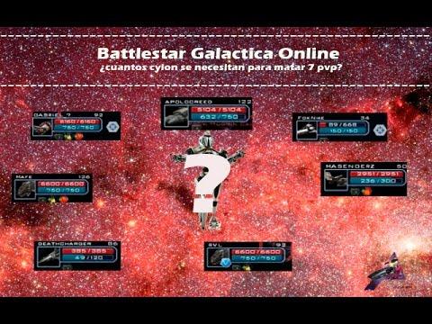BATTLESTAR GALACTICA ONLINE-¿CUANTOS CYLON SE NECESITAN PARA BAJAR A 7 COLONIALES?