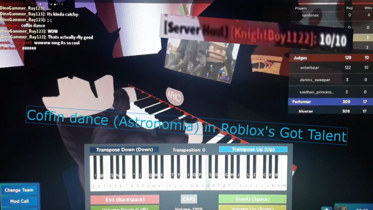 Download Coffin dance (Astronomia) in RGT
