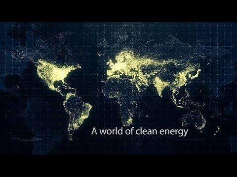 A world of clean energy