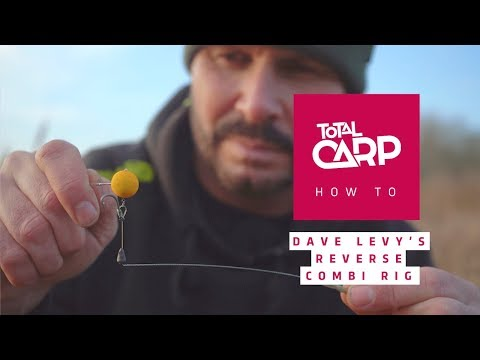 How To - Tie Dave Levy's Reverse Combi Rig