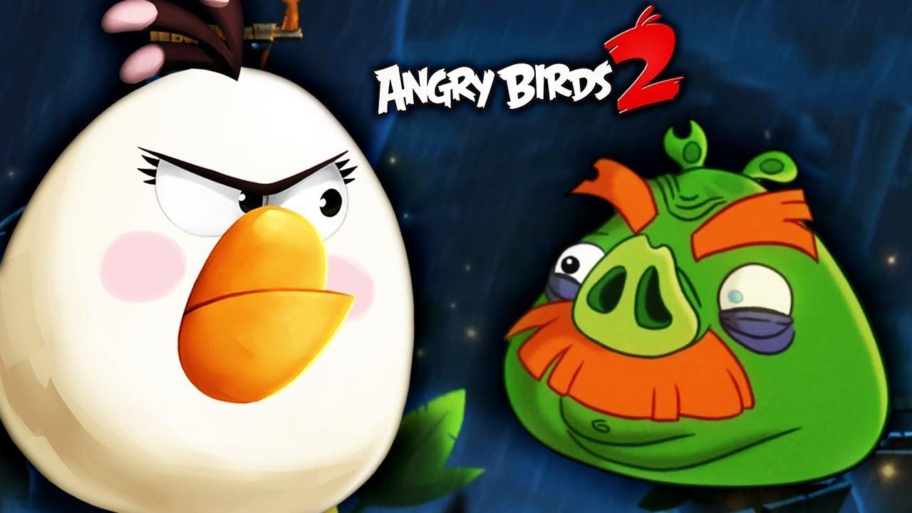 Знакомимся С Птичками Angry Birds