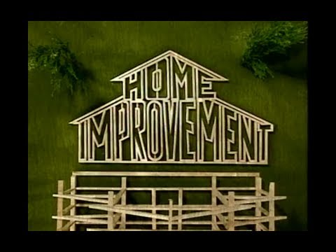 Home Improvement Season 4 Opening and Closing Credits and Theme Song