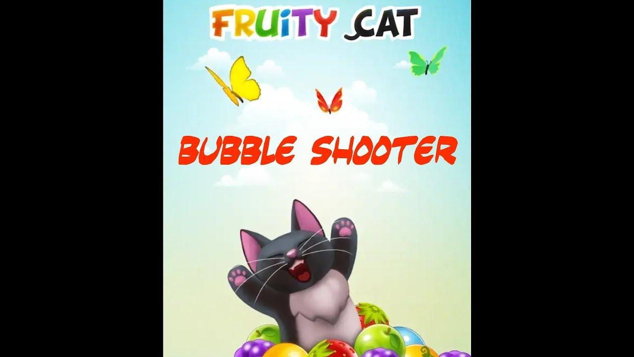 fruity cat mobile bubble