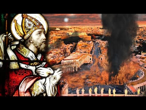"""St. Malachy's Prophecy (3rd Edition) - Francis says: """"I'm a Roman"""""""
