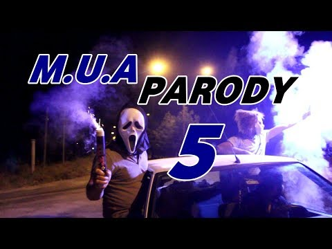 Mehmet Uygar Aksu - Parody Rap 5 (Çektik 3'ten 2'ye) Video Klip [MUA]