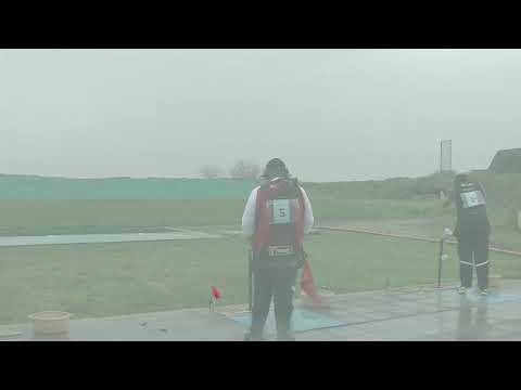 World Cup Shotgun, Nicosia. Final Trap Men,12.03.2020