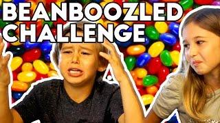 Bean Boozled Challenge with Josh Darnit, Evancredible & Johnnamazing
