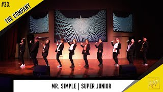 SUPER JUNIOR 슈퍼주니어 'Mr. Simple' Dance Cover LIVE [NTUKDP Con…