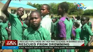 2 pupils rescued from drowning in Baringo South thumbnail