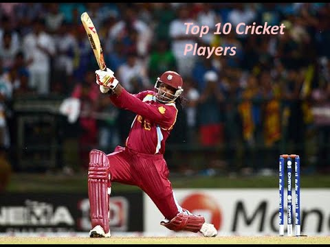 Cricket Player Top 10 Most dangerous hard hitter in Cricket History 2016