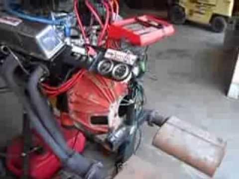 Small Block Chevy 408 Stroker - YouTube