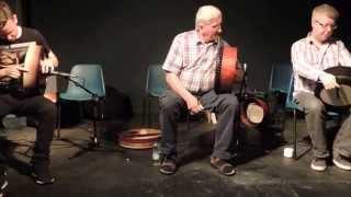 Cormac Byrne, Martin O'Neill and Micheal O hAlmhain (1)  - Craiceann 2014