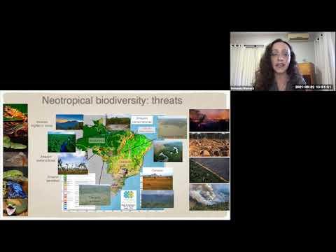 """Fernanda Werneck - GYA 2021 Virtual Satellite Panel """"Trust in Climate Science"""""""