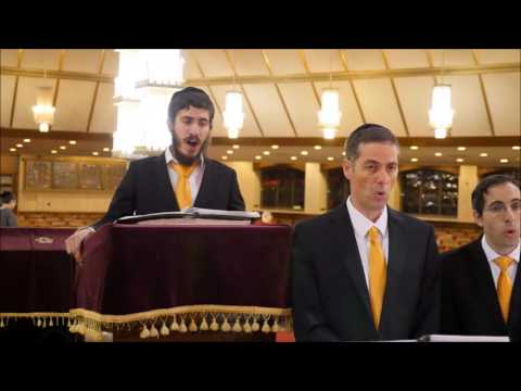 Halelu Choir Practice at The Great Synagogue - Jerusalem