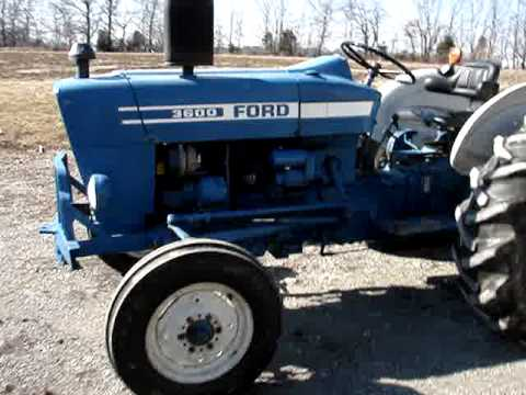 ford sale Vintage tractors for