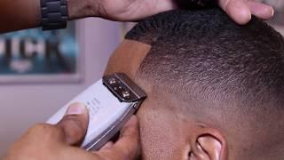 South Street Barbers Bald Fade
