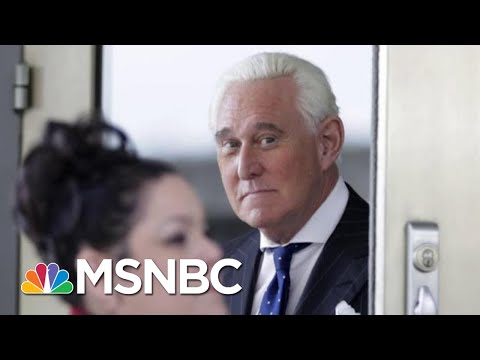 Guilty Verdict For Stone A Lesson To Trump On Witness Tampering | Rachel Maddow | MSNBC