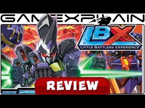 Игра lbx little battlers experience играть