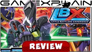 LBX: Little Battlers eXperience - Video Review (3DS)
