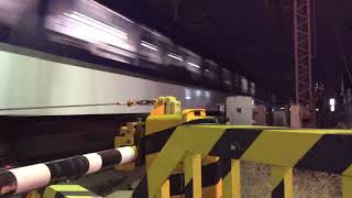 【レア車両】京阪電車牧野駅3000系プレミアムカー快速特急洛楽通過