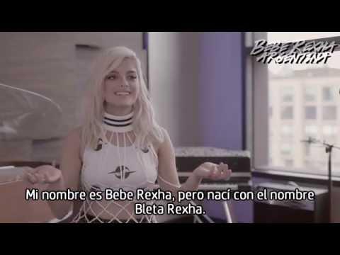 Bebe Rexha - Entrevista Subtitulada (MTV PUSH)