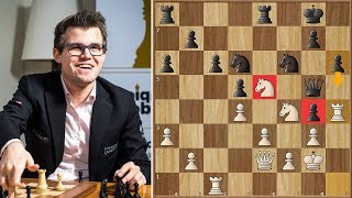 Magnus Carlsen Crushes Ding Liren like Fischer Crushed the Candidates
