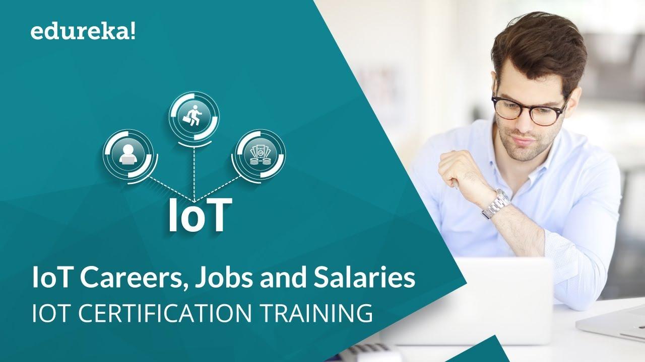 Internet of Things(IoT) Jobs, Careers & Salaries | IoT Career Opportunities  | IoT Training | Edureka