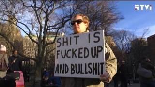 В США продолжаются антитрамповские протесты  чего хотят недовольные?