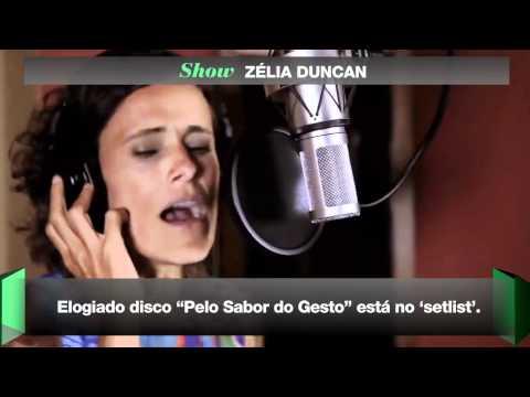 Indica - Show Zélia Duncan - TVO
