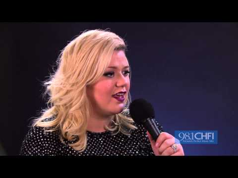 CHFI Kelly Clarkson with Julie part 2