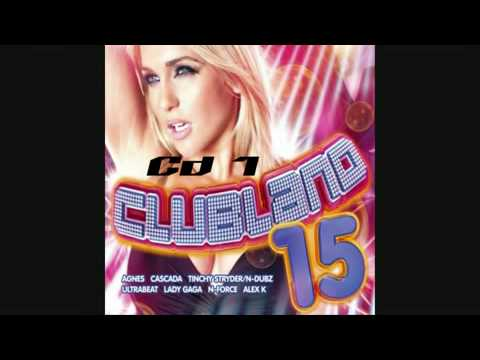 Clubland 15 2CD 2009 CD 1 Track 02 Tinchy Stryder Ft N Dubz Number 1 Hypasonic Remix