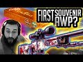 watch he video of Unboxing First  Souvenir Awp Acheron In The World