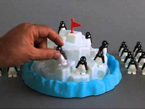 Download RAYA TOYS Настолна игра Пингвини върху айсберг - www.rayatoys.com.