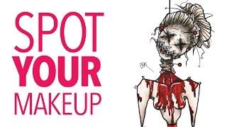The 400K Spot Your Makeup Video
